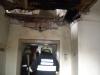 Die Freiwillige Feuerwehr Gödersdorf im Einsatz bei der Bekämpfung eines Zwischendeckenbrandes
