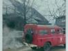 1976 - Einsatzfahrzeug bei Stadlbrand in Gödersdorf