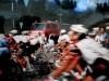 1990 - Ordnerdienst bei großer Radrundfahrt