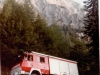 1992 - Wasserversorgungseinsatz auf der Bertahütte