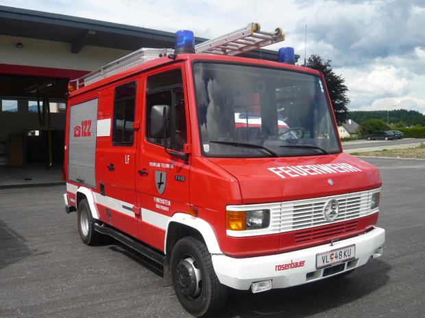 LF der Freiwilligen Feuerwehr Gödersdorf