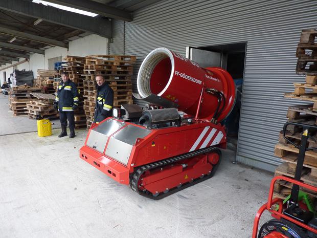 LUF 60 der Freiwilligen Feuerwehr Gödersdorf