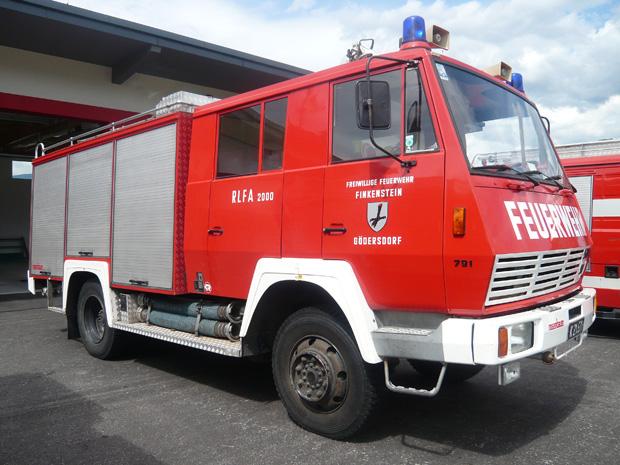 RLFA 2000 der Freiwilligen Feuerwehr Gödersdorf