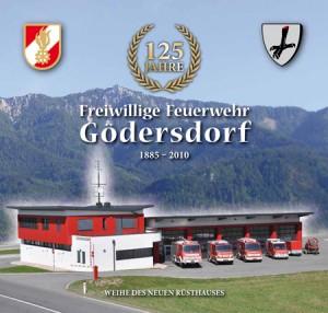 """Festschrift der FF Gödersdorf """"125 Jahre Freiwillige Feuerwehr Gödersdorf"""""""