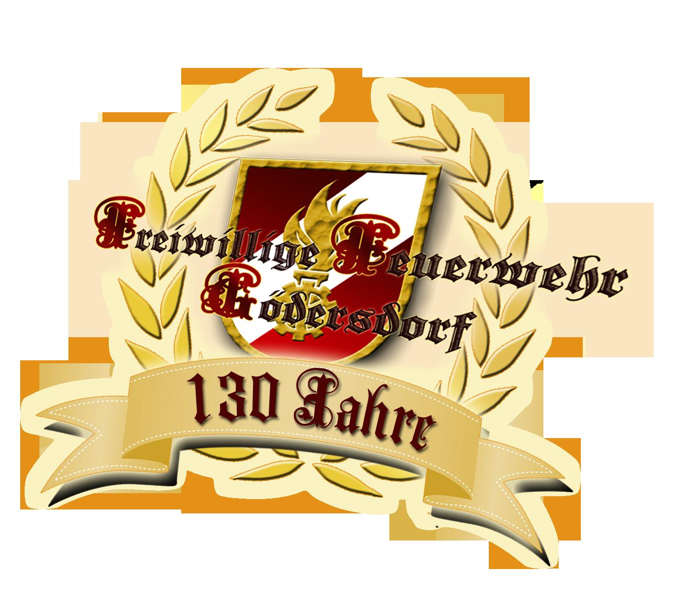 130 Jahre Freiwillige Feuerwehr Gödersdorf