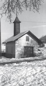 Das alte Spritzenhaus der FF Gödersdorf
