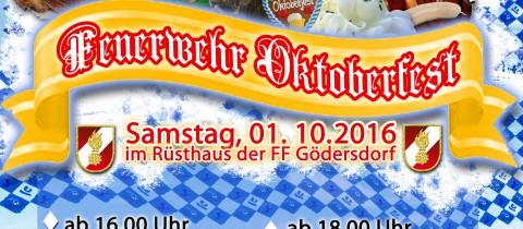 Feuerwehr Oktoberfest